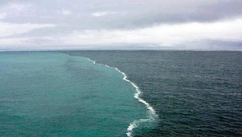 L'incontro dei due mari: ecco dove il Baltico e il Mar del Nord si toccano