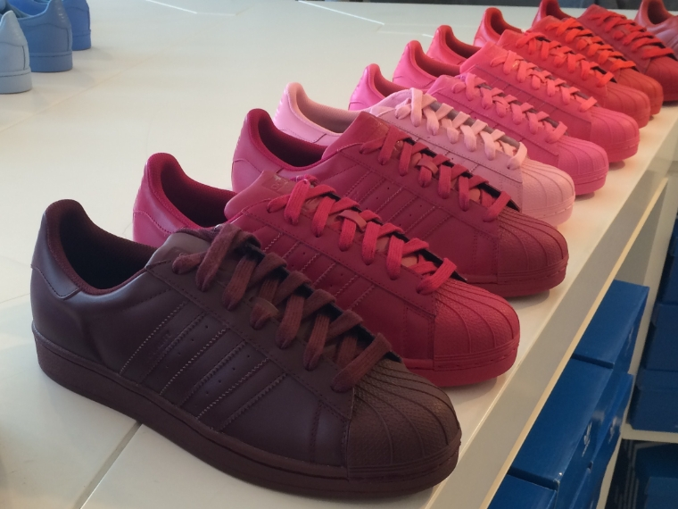 adidas pharrell williams donna 2014