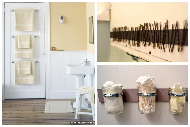 10 idee salvaspazio per il bagno, anche il più piccolo