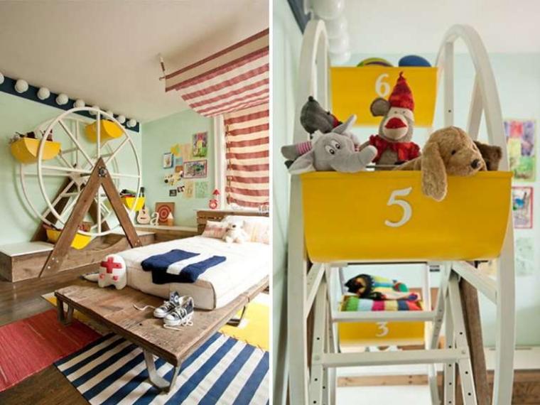 Camerette Bambini Strane : Le camerette per bambini più originali al mondo