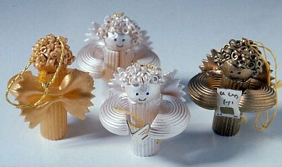 10 idee di lavoretti natalizi fai da te per bambini for Lavoretti fai da te semplici
