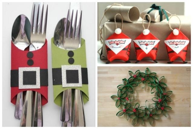 Decorazioni di natale fai da te 10 idee originali per for Decorazioni cucina fai da te