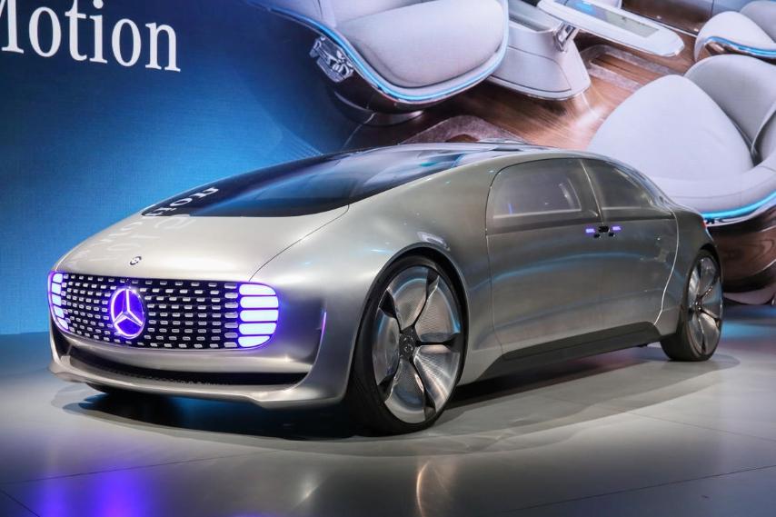 Ces 2015 Tutte Le Futuristiche Automobili Presentate A