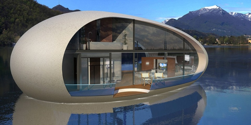 Sea suite series le vacanze del futuro saranno in case for Case di design