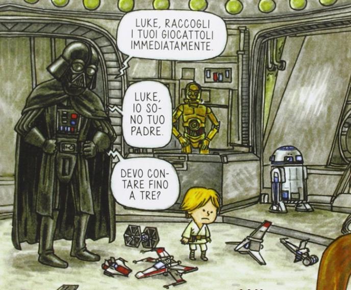 Festa del papà irresistibili momenti a fumetti