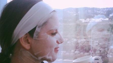 Maschere viso in cotone: low cost e benefiche