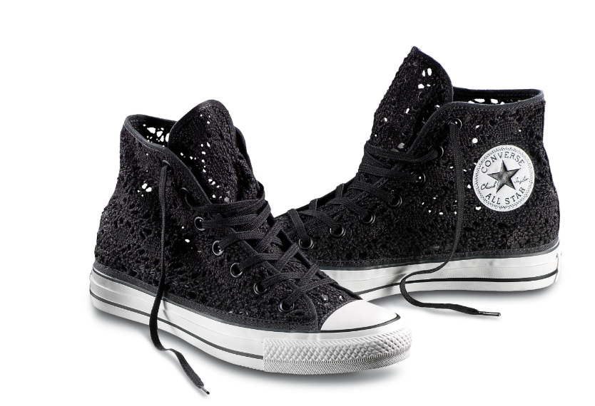 all star converse alte pizzo