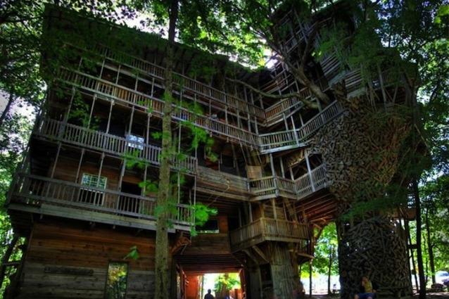 Antony gibbon la casa sull albero abitazioni minime e abitazioni