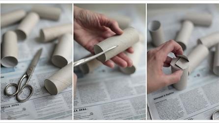 Rotoli Di Carta Igienica Riciclo : Come riciclare i rotoli di carta igienica in modo creativo