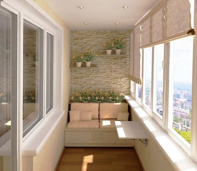 le idee creative per arredare un balcone - Idee Arredamento Balcone