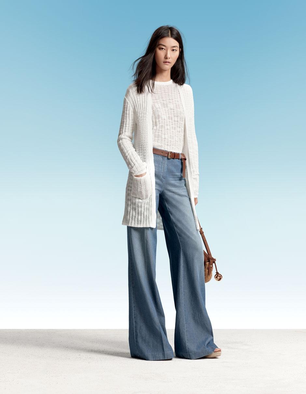 Jeans Fior Armani Azzurra Lavanda Di 2011 Borse P5q1xwZAA