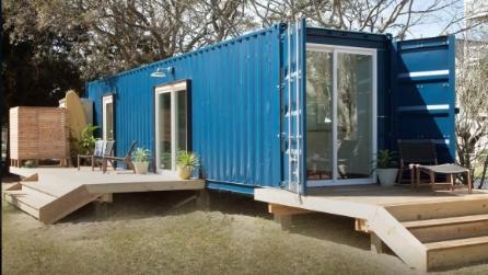 graceville container home: la casa di container più grande del mondo