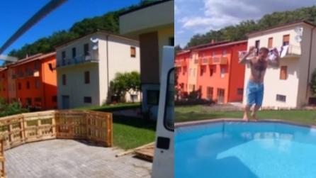 Come costruire una piscina in maniera economica - Casa in legno economica ...