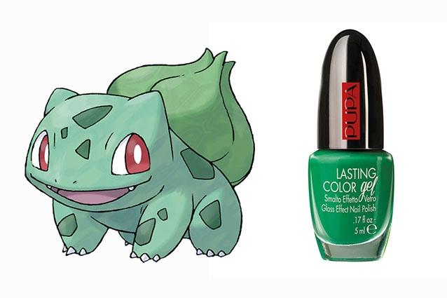Pokemon Go mania: gli smalti per l'estate ispirati ai colori dei mostriciattoli tascabili