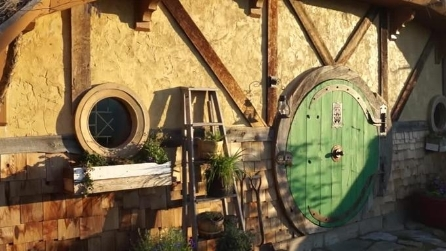 The hobbit peter jackson comincia le riprese del prequel for Porta hobbit