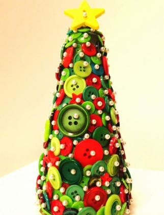 Lavoretti natalizi idee originali e facili da realizzare for Lavoretti natalizi semplici