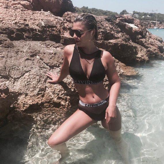 I look da spiaggia di Emma Marrone