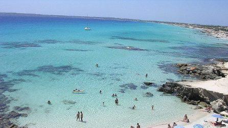 Guida di Formentera sull\'isola della Baleari non solo vip