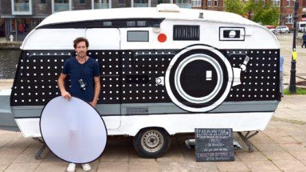 Il caravan di will smith due piani da 2 5milioni di for Invertire piani di una casa di una storia e mezzo