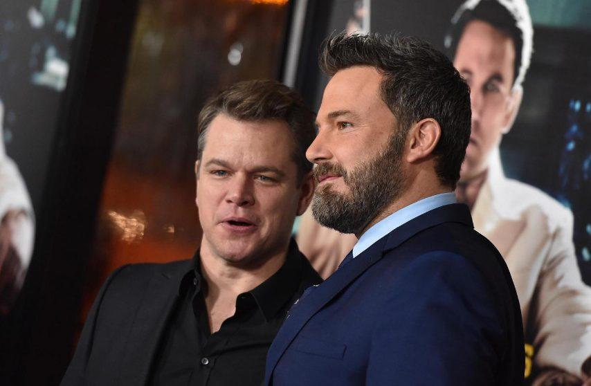 Da ben affleck a leonardo di caprio le reazioni dei divi di hollywood allo scandalo weinstein - Altezza divi di hollywood ...