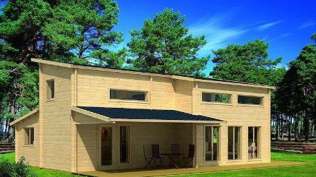 Progetta la tua casa con la prima abitazione prefabbricata for Comprare casa prefabbricata