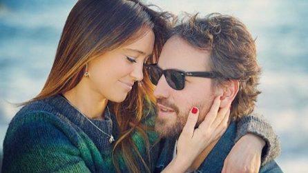 Le foto di Ilenia Lazzarin con il fidanzato Roberto Palmieri