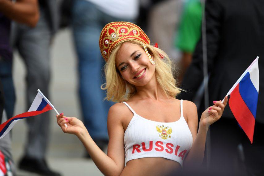 Risultati immagini per foto mondiali 2018 spalti