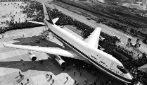 Il Boeing 747 compie 50 anni, mezzo secolo di storia in immagini