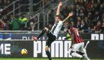 Serie A 2018/2019, le immagini di Milan-Juventus