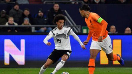 Nations League, le immagini più belle di Germania-Olanda