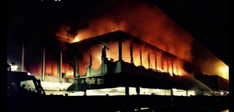 Just Cause 3 Elicottero Per Reportage : Incendio nella notte a fiumicino paura e voli cancellati