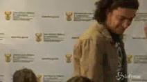 Pellizzari, l'italiano rapito, è tornato insieme alla compagna in Sudafrica