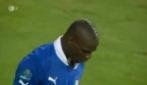 Italia-Irlanda 2-0: il super gol in rovesciata di Mario Balotelli