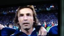 Euro 2012, Spagna-Italia, l'inno nazionale