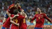 Delusione Italia, la Spagna vince 4-0 ed è Campione d'Europa