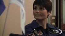 Spazio, Samantha Cristoforetti: prima italiana in orbita nel 2014