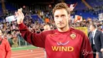 Francesco Totti sprona la Roma