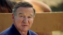 Robin Williams nello spot del St. Jude Children's Research Hospital