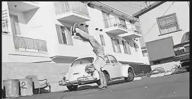Le memorabili performance di Jay Adams, la leggenda dello skateboard