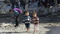 Gaza, ferite morali inguaribili per i bambini