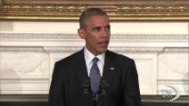 Iraq, Obama autorizza raid aerei mirati contro l'Isis