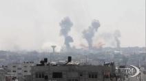 Gaza, dopo la tregua riprendono le ostilità