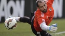 Diego Lopez al Milan: è quasi fatta