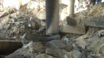Gaza: tre morti, tra cui un membro di Hamas nell'attacco alla moschea