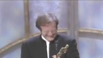 Robin Williams vince l'Oscar come attore non protagonista nel 1998