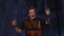 "Robin Williams: Gesù, Giuseppe e Maria, in ""Live on Broadway"", 2002"