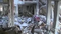 Striscia di Gaza, migliaia di persone rimaste senza casa