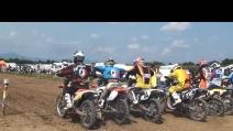 Gara di motocross a Mornico al Serio del 10 8 2014