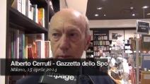 """Alberto Cerruti: """"La Juventus sarà Campione d'Italia, ma attenzione al Benfica!"""""""