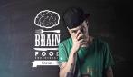 """Brain Food #12 - Clementino: """"L'hip hop non deve avere regole"""""""
